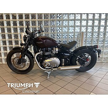 2018 Triumph Bonneville 1200 for sale 200908700