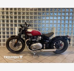 2018 Triumph Bonneville 1200 Bobber for sale 200908723