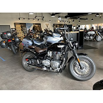 2018 Triumph Bonneville 1200 for sale 200909614