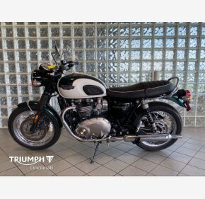 2018 Triumph Bonneville 1200 T120 for sale 200916337