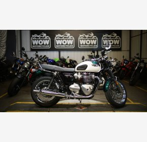 2018 Triumph Bonneville 1200 T120 for sale 200984395