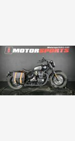 2018 Triumph Bonneville 1200 for sale 200992555