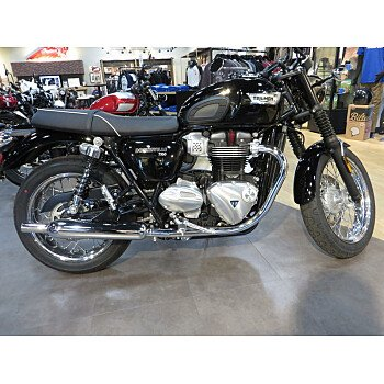 2018 Triumph Bonneville 900 T100 for sale 200569702