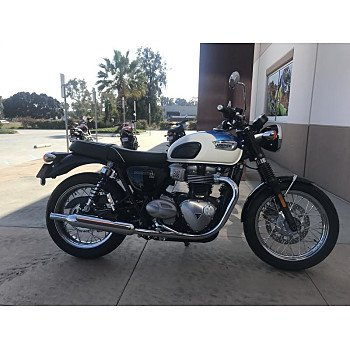 2018 Triumph Bonneville 900 T100 for sale 200713454