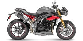 2018 Triumph Speed Triple R specifications