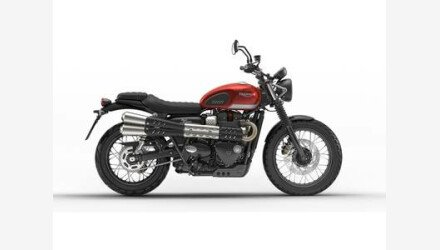 2018 Triumph Street Scrambler for sale 200596487