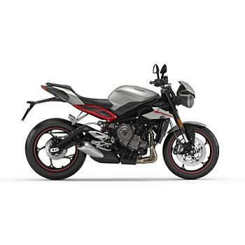 2018 Triumph Street Triple R for sale 200619338