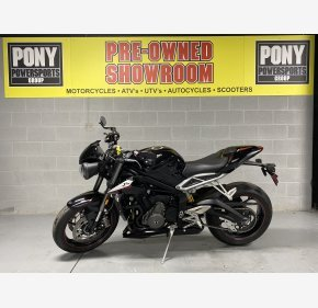 2018 Triumph Street Triple RS for sale 200922905