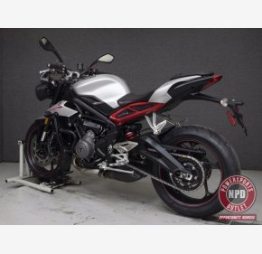 2018 Triumph Street Triple R for sale 200949536