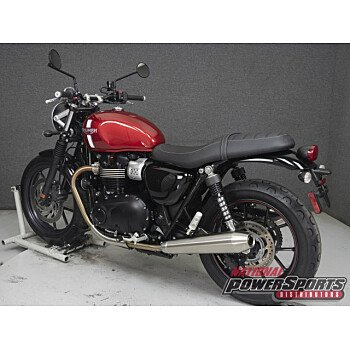 2018 Triumph Street Twin for sale 200809665