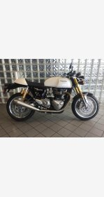 2018 Triumph Thruxton R for sale 200908707