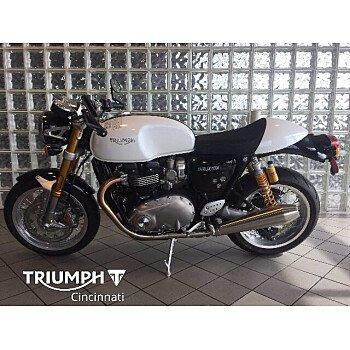 2018 Triumph Thruxton R for sale 200908707