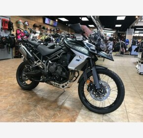 2018 Triumph Tiger 800 XCA for sale 200713421