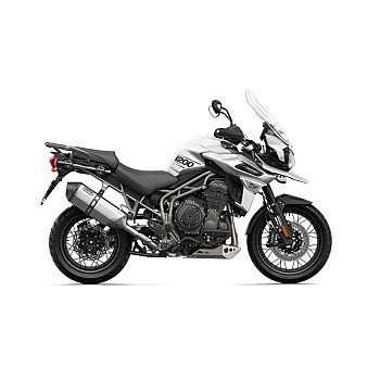 2018 Triumph Tiger Explorer XCA for sale 200760683
