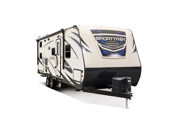 2018 Venture SportTrek ST252VRD specifications