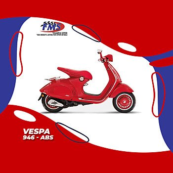 2018 Vespa 946 Red for sale 200857814