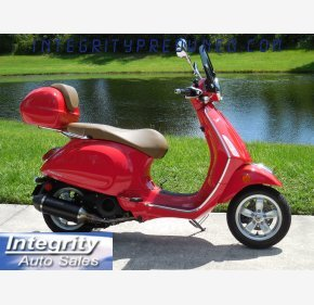 2018 Vespa Primavera 150 for sale 200790709