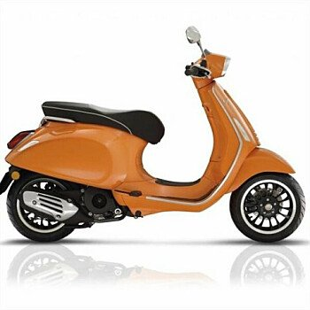 2018 Vespa Sprint 50 for sale 200770153