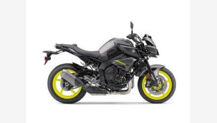2018 Yamaha FZ-10 for sale 200608237