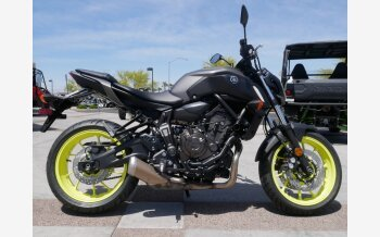2018 Yamaha MT-07 for sale 200569240