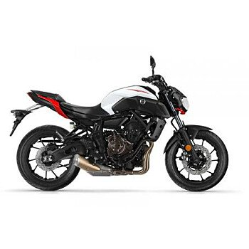 2018 Yamaha MT-07 for sale 200618082