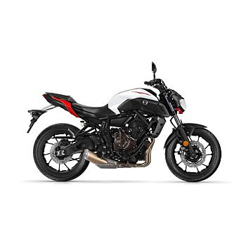 2018 Yamaha MT-07 for sale 200654940