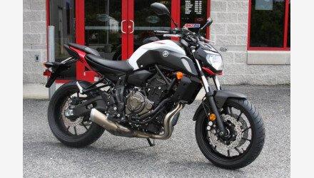 2018 Yamaha MT-07 for sale 200661244