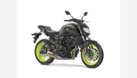 2018 Yamaha MT-07 for sale 200661251