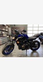 2018 Yamaha MT-07 for sale 200777062