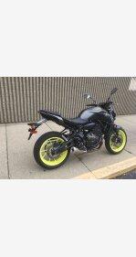2018 Yamaha MT-07 for sale 200909433