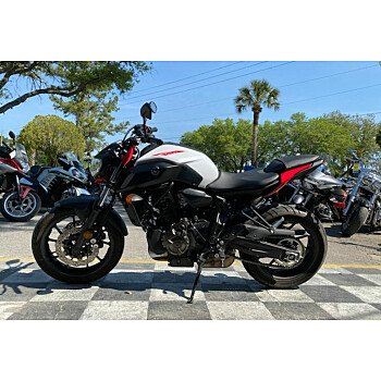 2018 Yamaha MT-07 for sale 201070458
