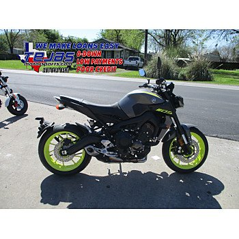 2018 Yamaha MT-09 for sale 200584527