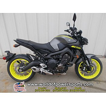 2018 Yamaha MT-09 for sale 200637259