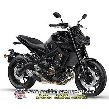 2018 Yamaha MT-09 for sale 200637279