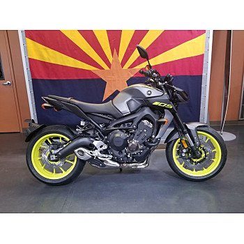 2018 Yamaha MT-09 for sale 200657253