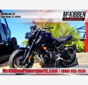 2018 Yamaha MT-09 for sale 200820744