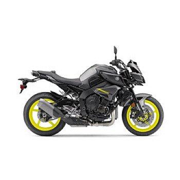 2018 Yamaha MT-10 for sale 200536105