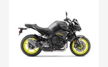 2018 Yamaha MT-10 for sale 200654970