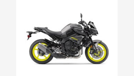 2018 Yamaha MT-10 for sale 200536105