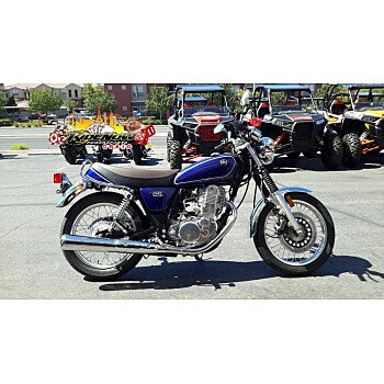 2018 Yamaha SR400 for sale 200525084