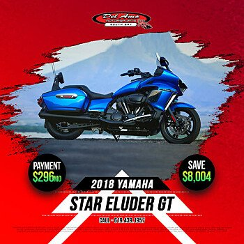 2018 Yamaha Star Eluder for sale 200713461