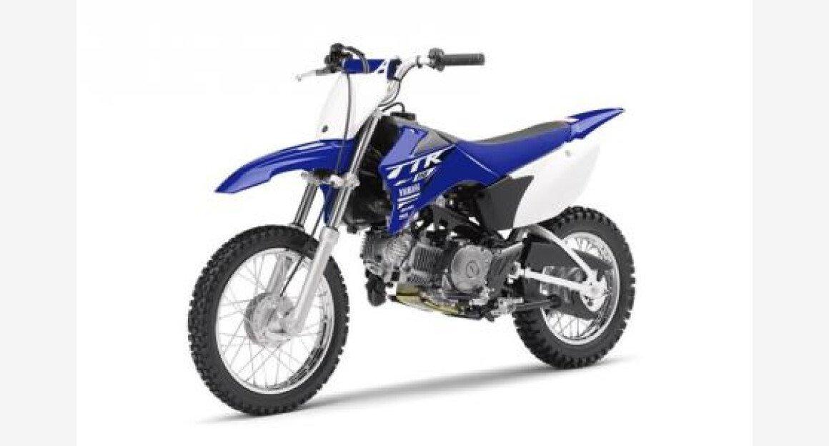2018 Yamaha TT-R110E for sale 200619382