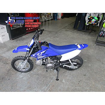 2018 Yamaha TT-R50E for sale 200584577