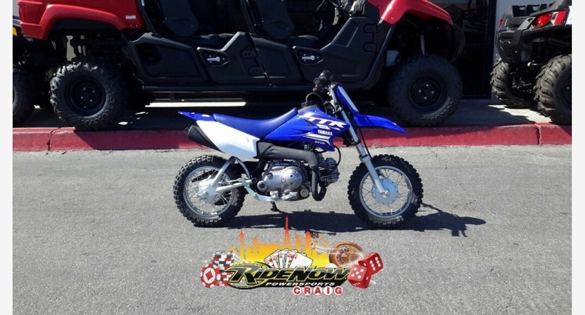 2018 Yamaha TT-R50E for sale 200591300