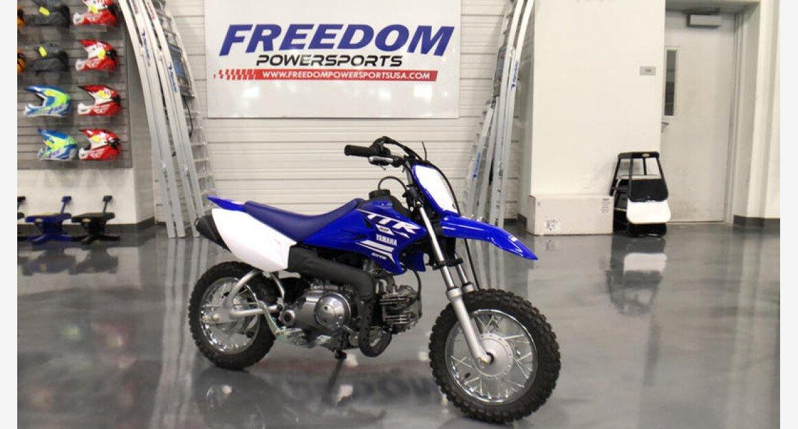 2018 Yamaha TT-R50E for sale 200629239