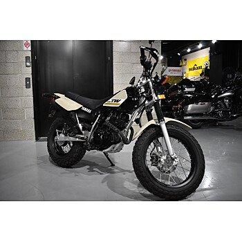 2018 Yamaha TW200 for sale 200872035