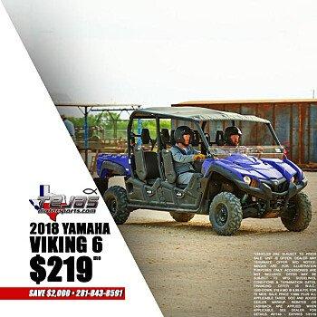 2018 Yamaha Viking for sale 200584428