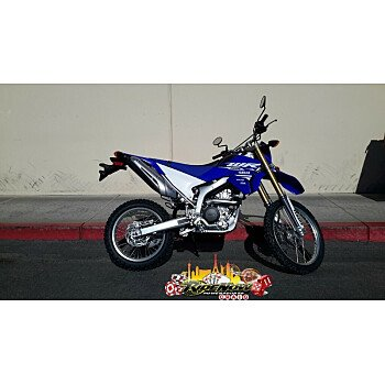 2018 Yamaha WR250R for sale 200516991