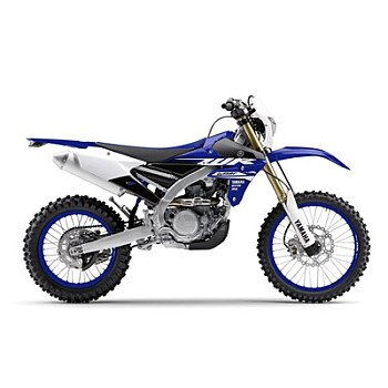 2018 Yamaha WR450F for sale 200562106