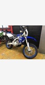 2018 Yamaha WR450F for sale 200538594